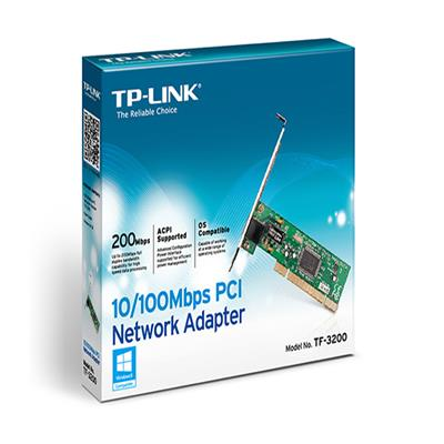 TP-LINK TF3200 100M PCI Card